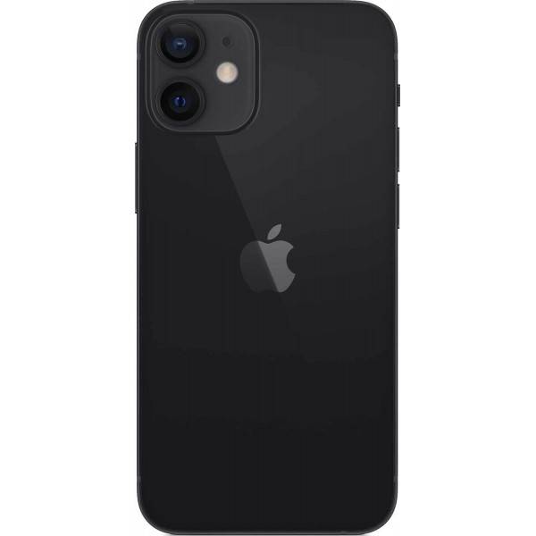 iPhone 12 mini 64GB Zwart