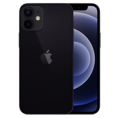 iPhone 12 mini 128GB Zwart Apple