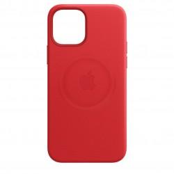 iPhone 12 mini Leren hoesje met MagSafe  (PRODUCT)RED  Apple