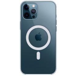 Doorzichtig hoesje met MagSafe voor iPhone 12 Pro Max Apple