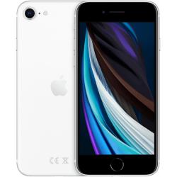 iPhone SE 128GB Wit