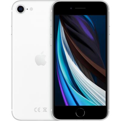 iPhone SE 128GB Wit Apple