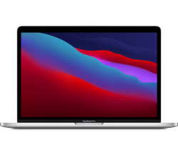 13-inch MacBook Pro (2020) M1 256GB Zilver Azerty MYDA2FN/A Apple