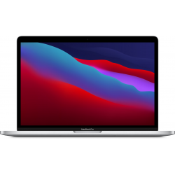 13-inch MacBook Pro (2020) M1 512GB Zilver Azerty MYDC2FN/A