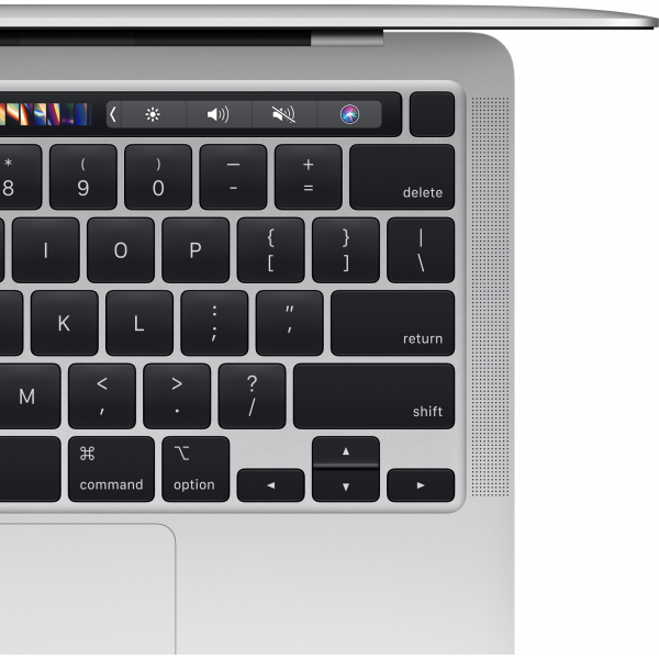 Apple 13-inch MacBook Pro (2020) M1 256GB Zilver Azerty MYDA2FN/A