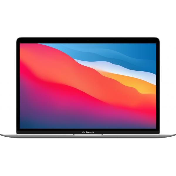 13-inch MacBook Air (2020) M1 256GB Zilver Qwerty MGN93N/A