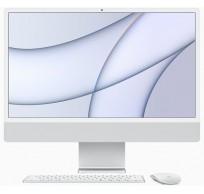 24-inch iMac Retina 4.5K display M1 chip 8core CPU 8core GPU 256GB Silver