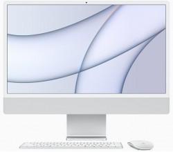 24-inch iMac Retina 4.5K display M1 chip 8core CPU 8core GPU 256GB Silver Apple