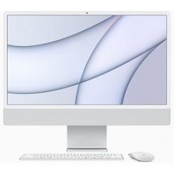 24-inch iMac Retina 4.5K display M1 chip 8core CPU 7core GPU 256GB Silver Apple