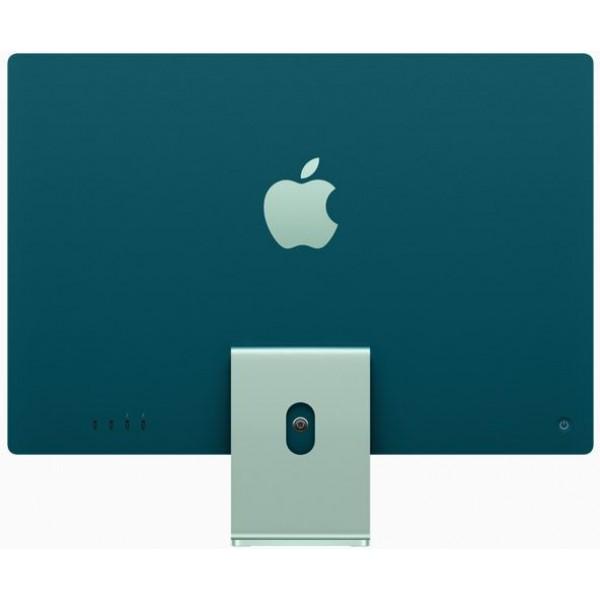 Apple Desktop 24-inch iMac Retina 4.5K display M1 chip 8core CPU 7core GPU 256GB Green