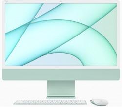 24-inch iMac Retina 4.5K display M1 chip 8core CPU 8core GPU 256GB Green Apple