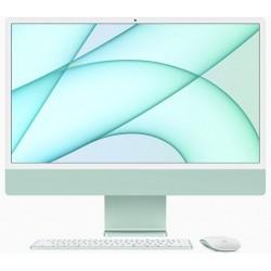 24-inch iMac Retina 4.5K display M1 chip 8core CPU 7core GPU 256GB Green  Apple
