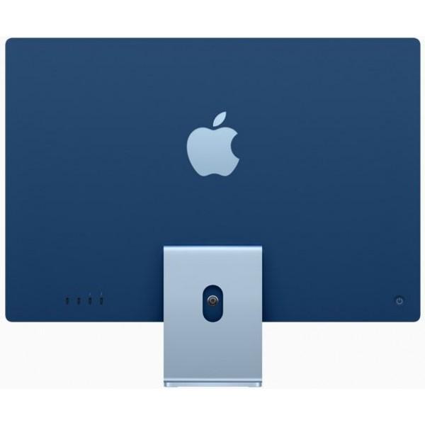 24-inch iMac Retina 4.5K display M1 chip 8core CPU 8core GPU 512GB Blue
