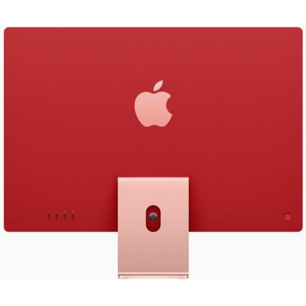 Apple Desktop 24-inch iMac Retina 4.5K display M1 chip 8core CPU 7core GPU 256GB Pink