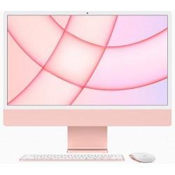 24-inch iMac Retina 4.5K display M1 chip 8core CPU 7core GPU 256GB Pink Apple