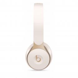 Beats Solo Pro Wireless Noise Cancelling Headphones - Ivory  Apple
