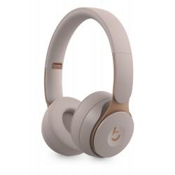 Beats Solo Pro Wireless Noise Cancelling Headphones - Grey  Apple