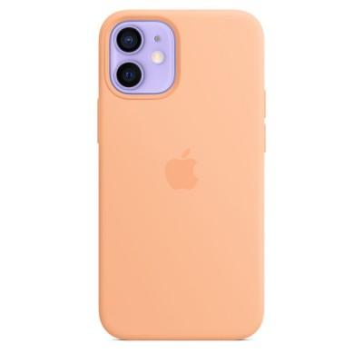 iPhone 12 mini sil case ms cantalo  Apple