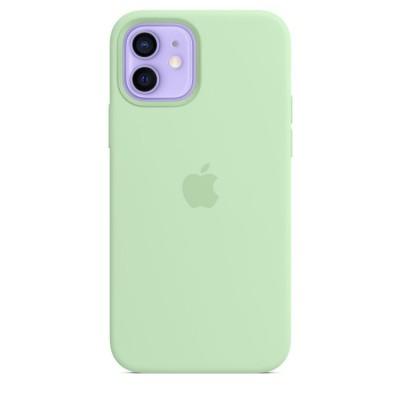 iPhone 12 (pro) sil case ms pistac  Apple