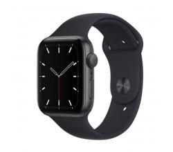 Apple Watch SE GPS 40mm Space Grey Aluminium Case Midnight Sport Band Regular Apple
