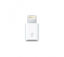 Lightning to Micro USB Adapter (MD820ZM/A) Apple