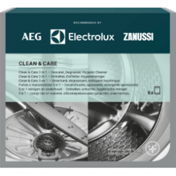 M3GCP400 Clean and Care - 3 in 1 (20 stuks) AEG