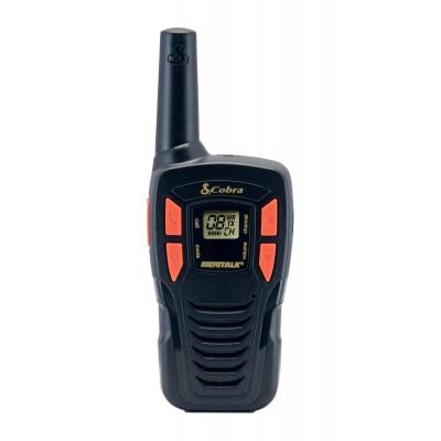 AM245 walkie talkie Adventure 2-pack zwart  Cobra