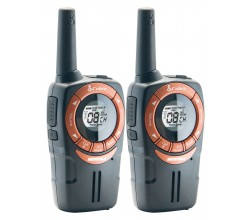 SM662C walkie talkie Soho 2-pack zwart Cobra