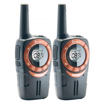 SM662C walkie talkie Soho 2-pack zwart  Cobra