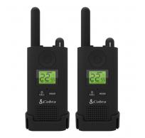 PU500 BG walkie talkie pro business radiopaar zwart