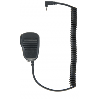 GA-SM08 handmicrofoon PTT zwart