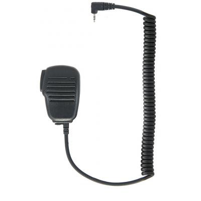 GA-SM08 handmicrofoon PTT zwart  Cobra