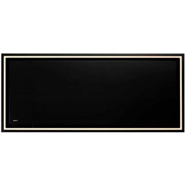 6922 Pureline Pro Compact 120 cm Zwart Novy