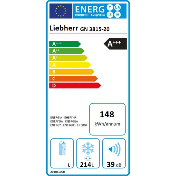 Liebherr GN 3815-20