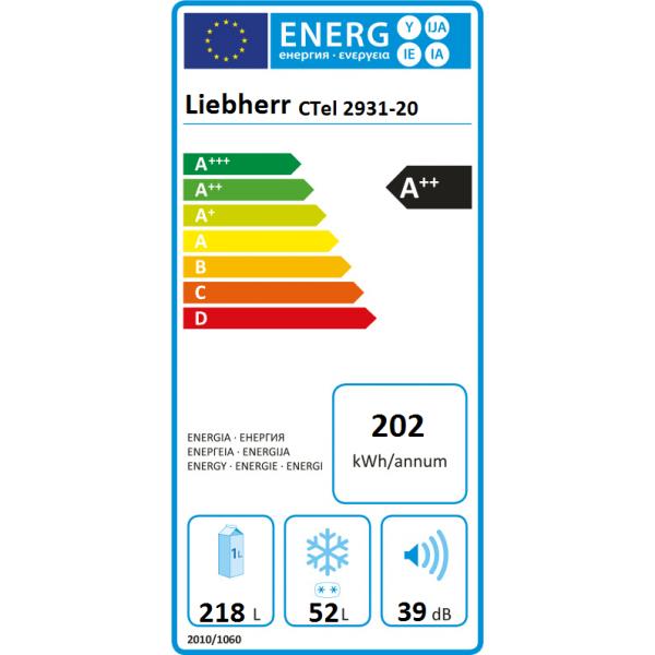 CTel 2931-21 Liebherr