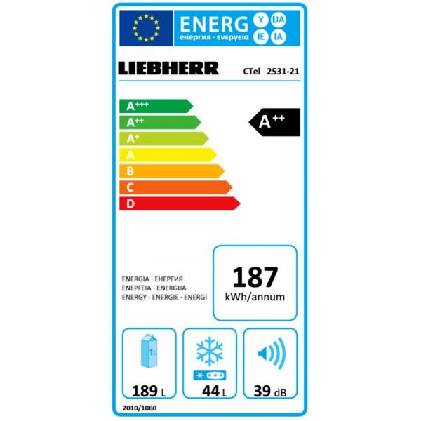 CTel 2531-21 Liebherr