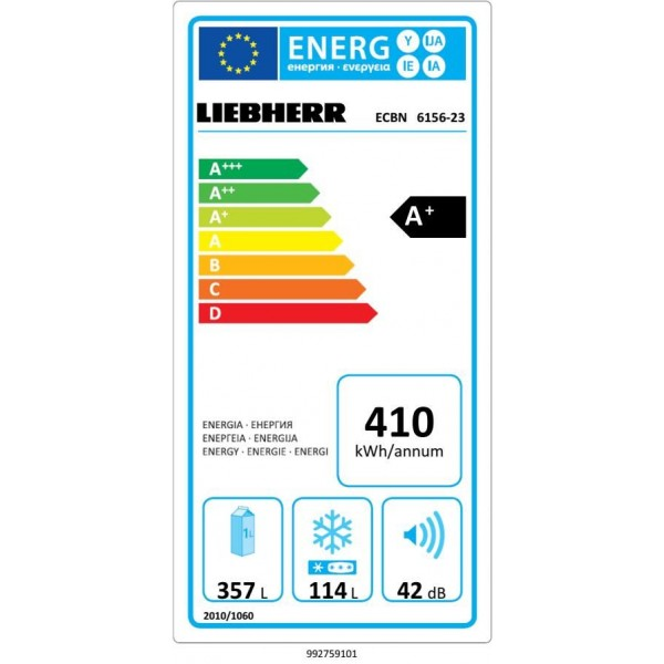 ECBN 6156-23 001 Liebherr