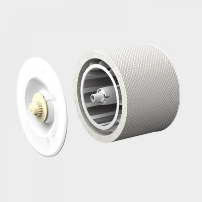 AWH201 - Filtermat glasvezel voor W200 Boneco