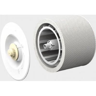 AWH201 - Filtermat glasvezel voor W200