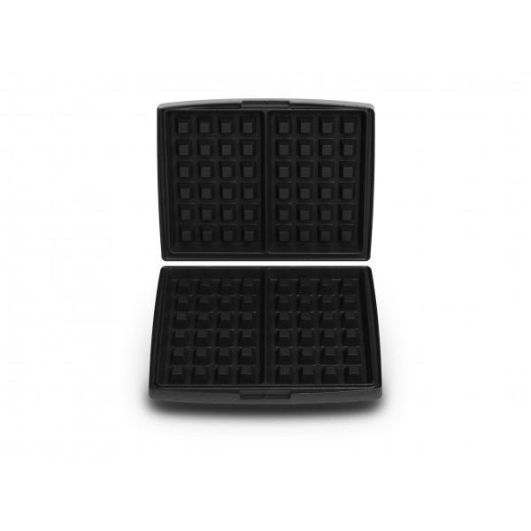 Fritel Wafelijzer accessoires 142361 Bakplaten Brusselse/Luikse Wafels 4x6