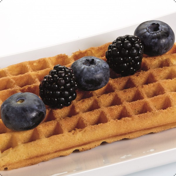 142354 Plates Traditional Waffles 6x10