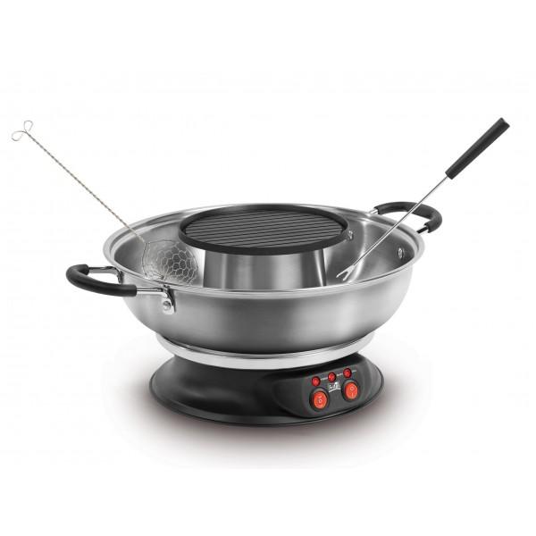 FG 2970 Culinary Fondue & Grill  Fritel