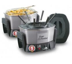FF 1400 Fryer & Fondue Fritel