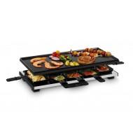 RG 3175 Raclette grill met extra pannenkoek– en wokfunctie
