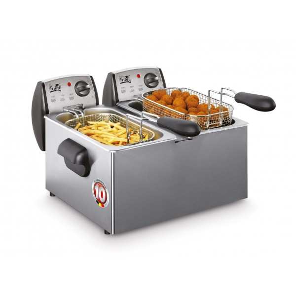 FR 1850 Duo Cool Zone Fryer