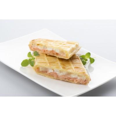 142363 Plates Stuffed Waffle