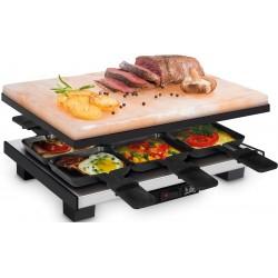 SR 3150 Zoutsteen Raclette & Grill