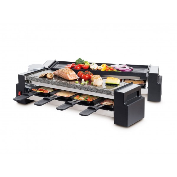 FR 2260 Foldable Raclette & Stone Grill