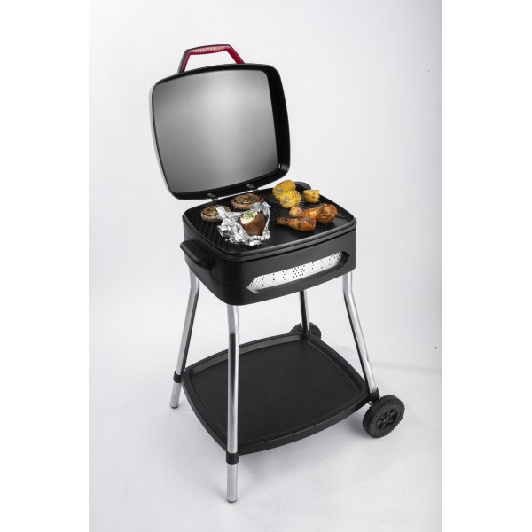 BBQ 3278 Elektrische BBQ en tafelgrill  Fritel