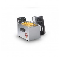 TURBO SF® 4571 Turbo SF Fryer + Frituur reiniger